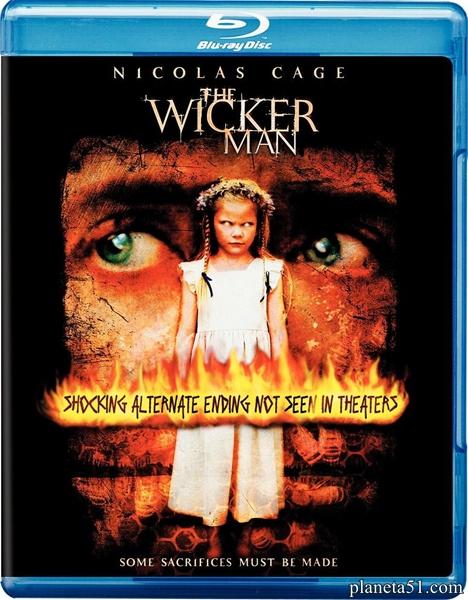 Плетеный человек / The Wicker Man (2006/BDRip/HDRip)