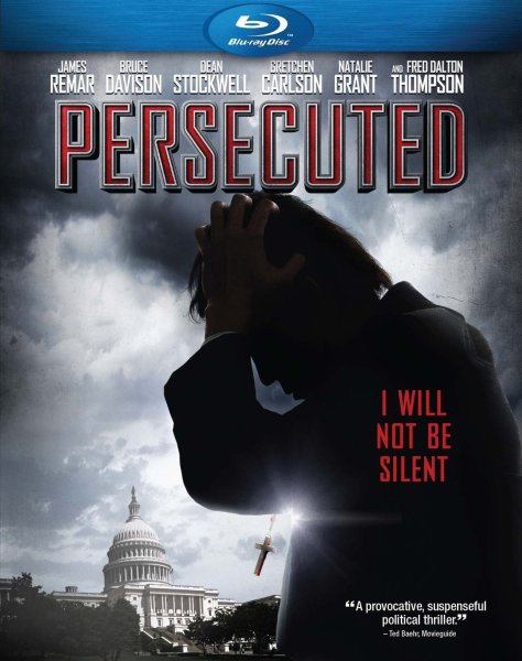 Преследуемый / Persecuted (2014/BDRip/720p/HDRip)