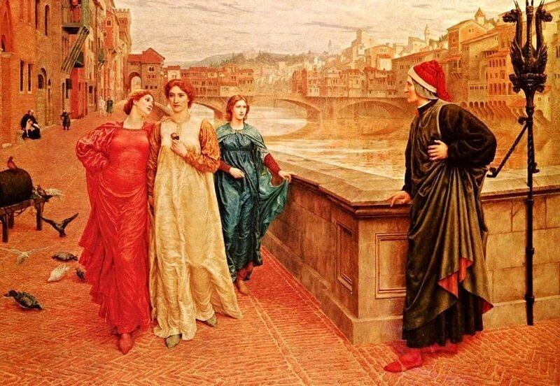 Картина Генри Холлидея