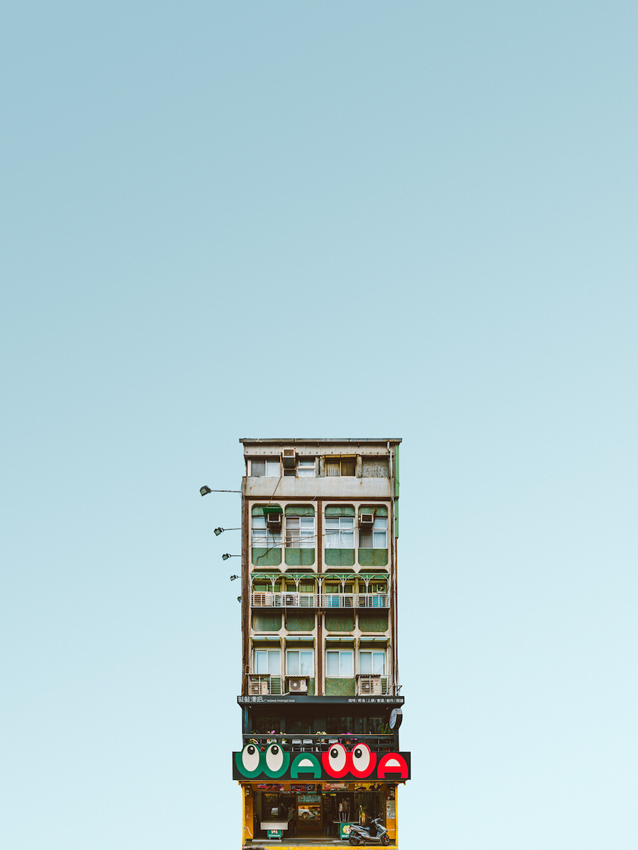 Incredible Minimalistic Architecture by Florian Mueller