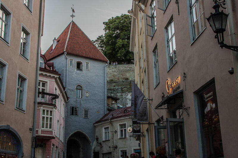 Кусочек Таллина