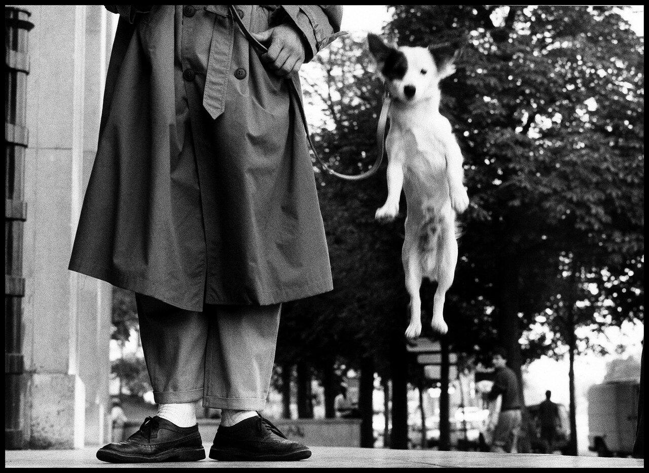 1989. Франция, Париж