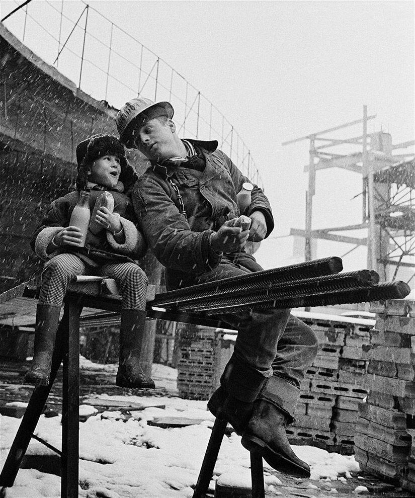 1965. Короткий перекус и школьные новости. Москва