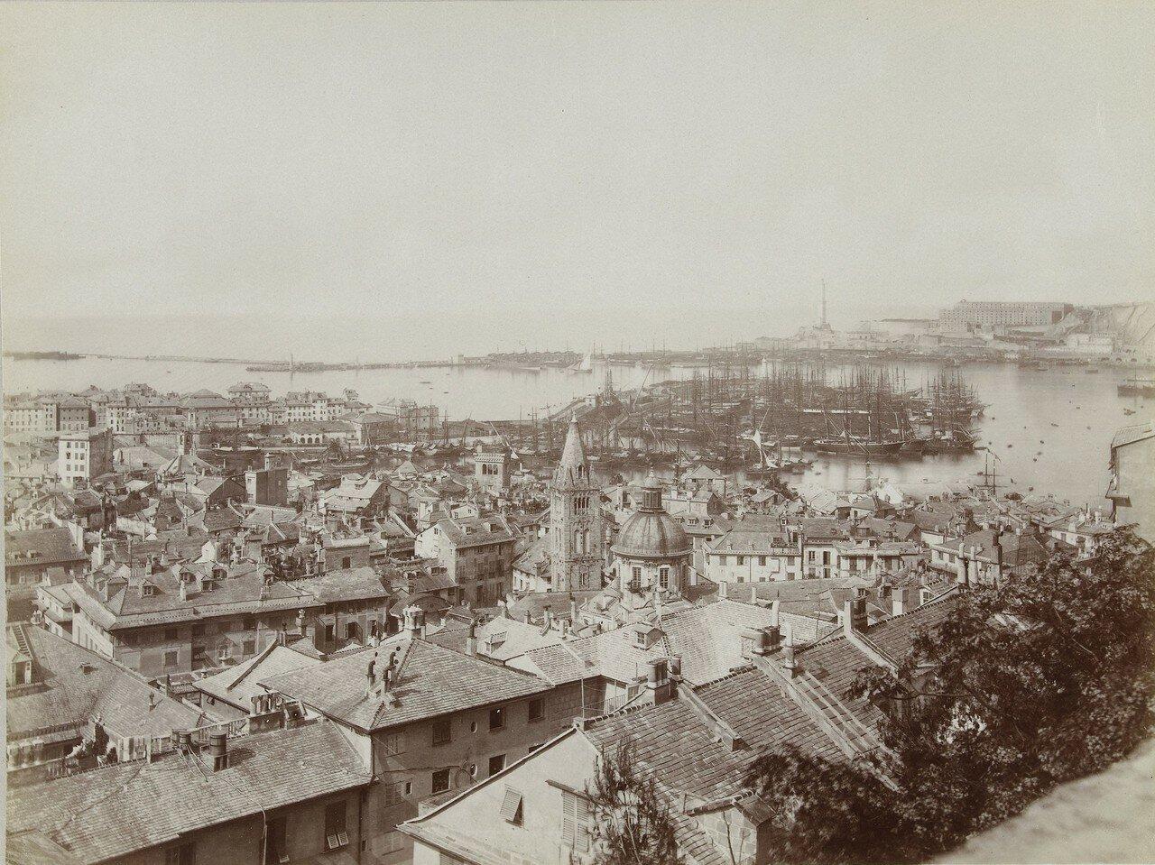 Панорама со смотровой площадки Кастеллетто