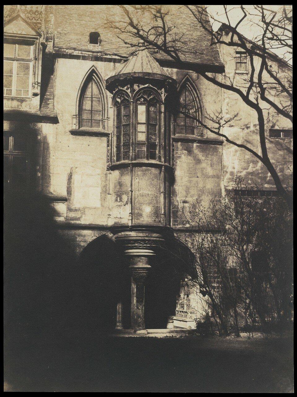 1851. Особняк Клюни