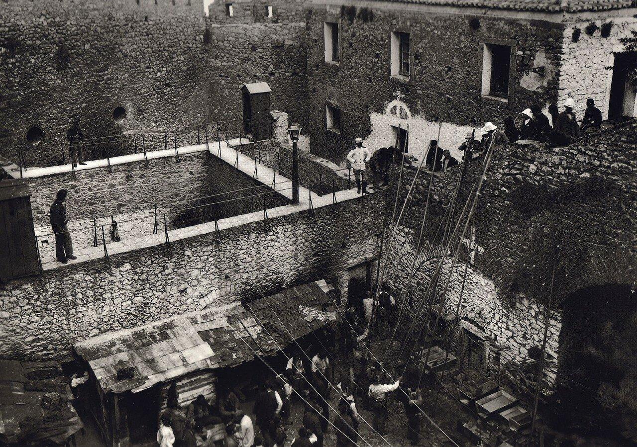 1928. Тюрьма Нафплион