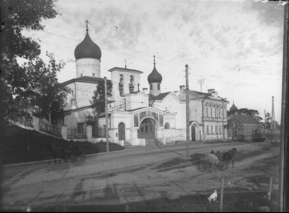 1930-е. Церковь Варлаама Хутынского