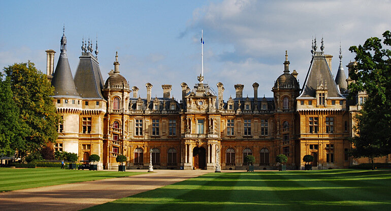 Англия-Waddesdon Manor Buckinghamshire.jpg