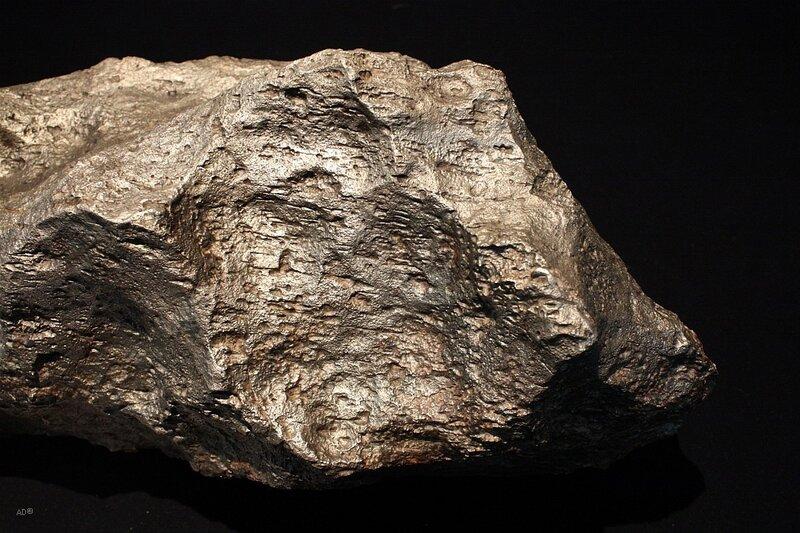 Железный метеорит Дронино