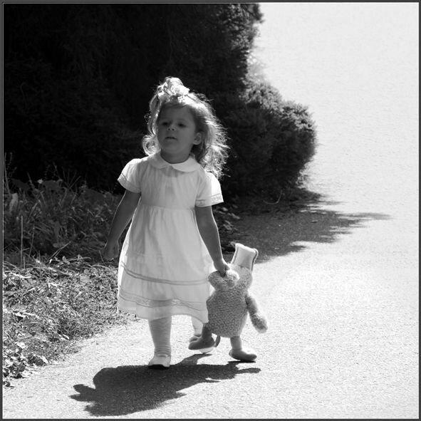 черно бели снимки