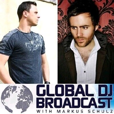 Markus Schulz - Global DJ Broadcast Guestmix Gareth Emery (17-12-2009)