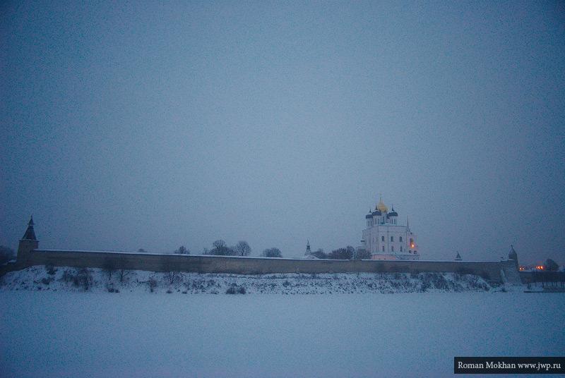 Псковский кремль. Кром
