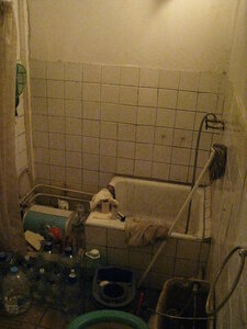 ванная, было