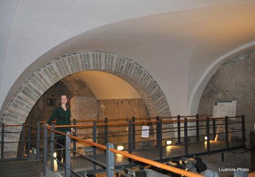 Наш музей -римские термы и дворец лонгобардов