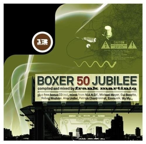 v.a. - Boxer 50 Jubilee (compiled & mixed by Frank ...