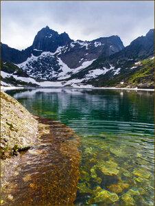 Красоты озера Горных Духов