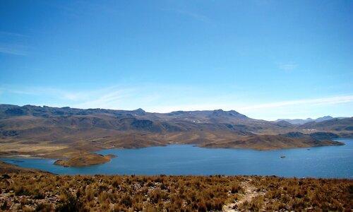 Перу. Полет кондора