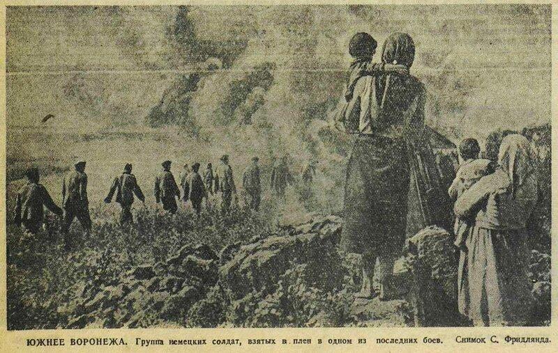 «Красная звезда», 17 сентября 1942 года, как русские немцев били, потери немцев на Восточном фронте, пленные немцы, пленные немцы в советской армии