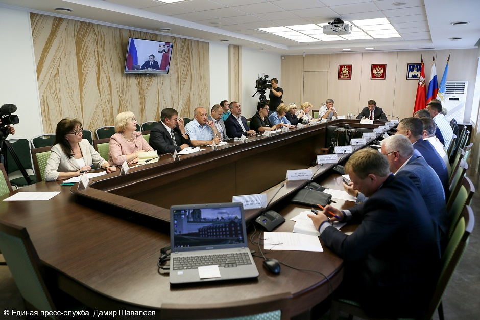 Сергиев Посад - лидер по улучшению облика города