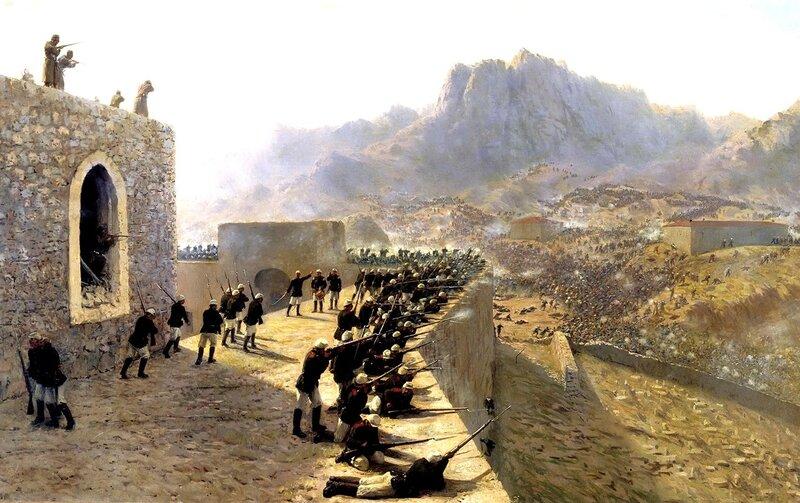 10 июля ● День победы русской армии над шведами в Полтавском сражении и не