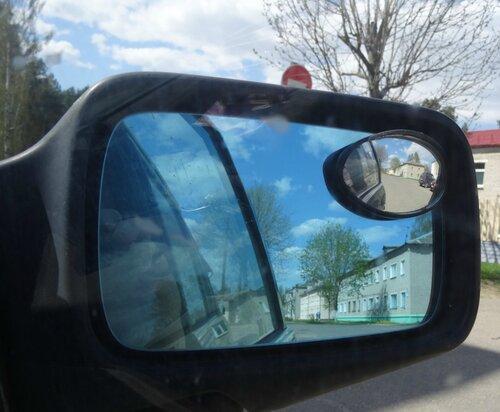 Авто-зеркало