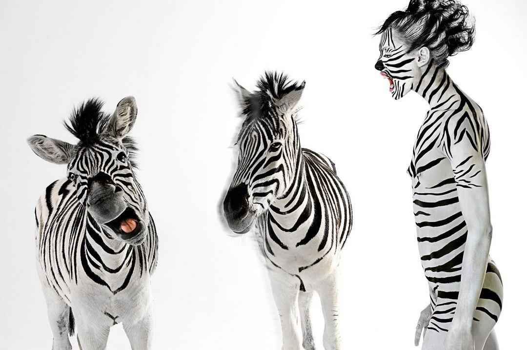 Люди-животные от Lennette Newell