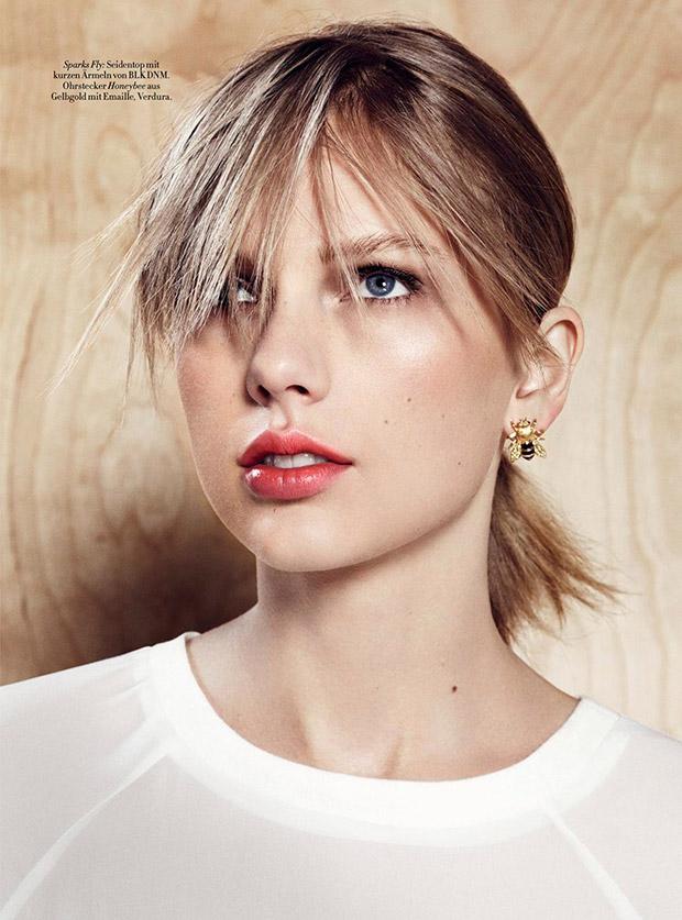 Тейлор Свифт (Taylor Swift) в журнале Harper's Bazaar Germany