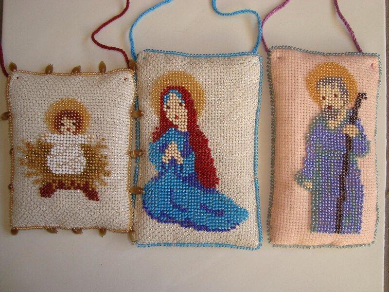 Святое семейство из Вертепа