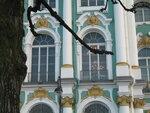 Окна Зимнего дворца.