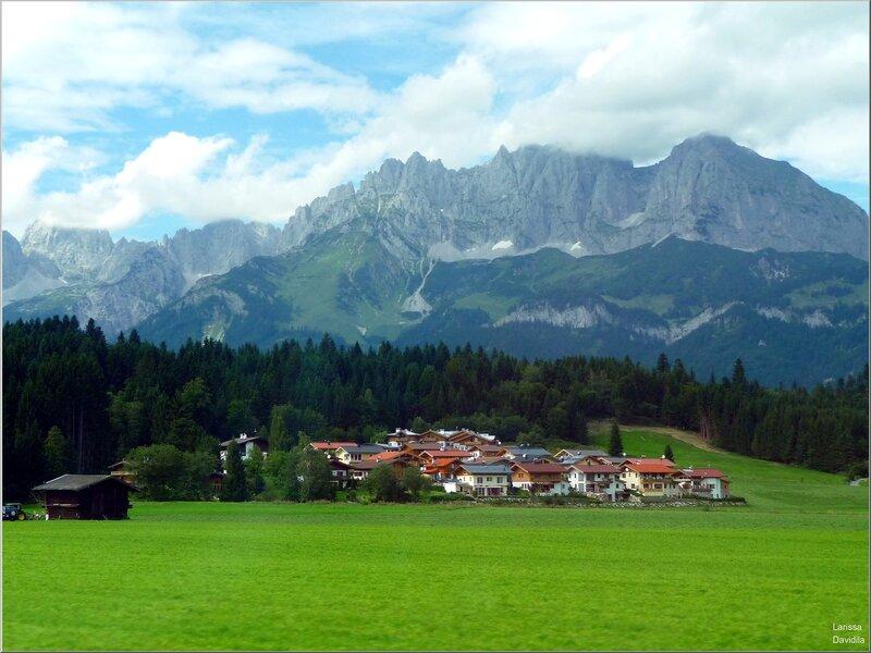 Австрийские Альпы.