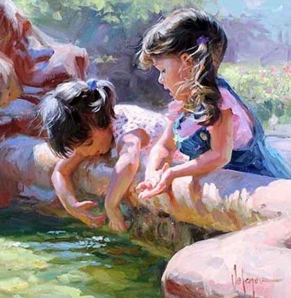 Владимир Волегов родился в Хабаровске.  Рисовать начал, когда ему не было и трех лет.  На протяжении всей юности...