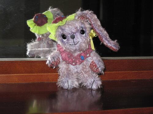 Заяц Ежевичка