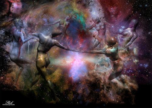 Танец Вселенной.
