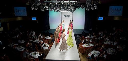 мода fashion defile  Defile in Kyiv. Презентация новой недели моды