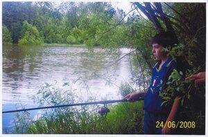 Рыбалка на Будянском озере