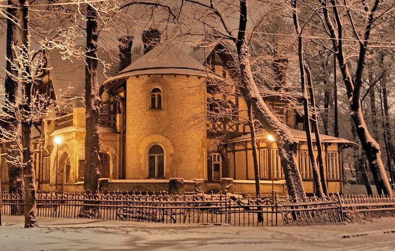 Дом Ирэн Адлер. Фото  Pavel Borisovich