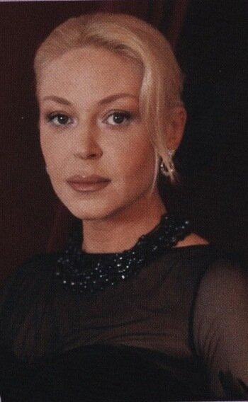 Алёна Бондарчук