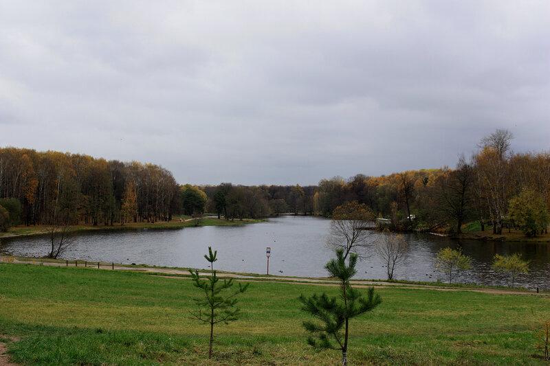 Панорама у пруда