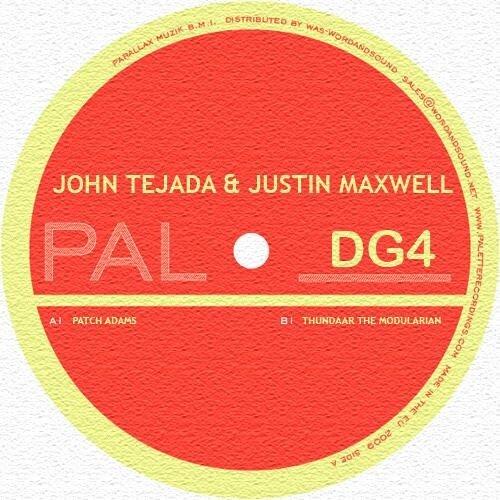 John Tejada & Justin Maxwell - PAL-DG4 (2009)