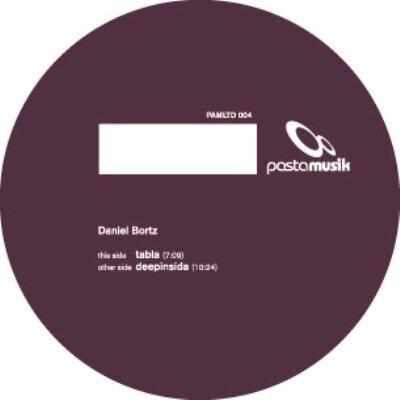 Daniel Bortz - Tabla/Deepinsida (2009)