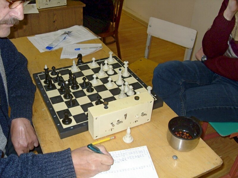 Шахматное первенство (2)