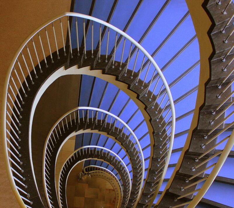 геометрия лестниц
