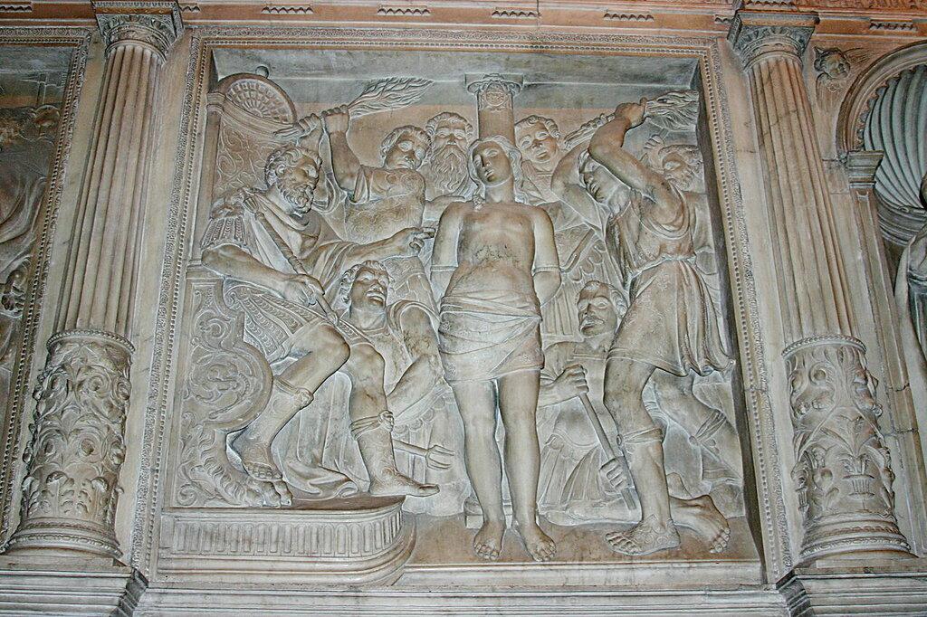 Reliefs_of_the_martyrdom_of_Saint_Eulália_-_Back_choir_of_the_Cathedral_of_Barcelona_-_Barcelona_2014_(5).JPG