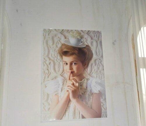 Фотографии детей в образе героев Алисы