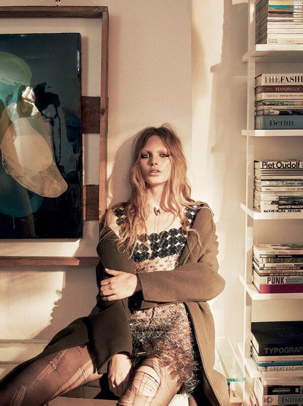 Annika Krijt by Laurie Bartley