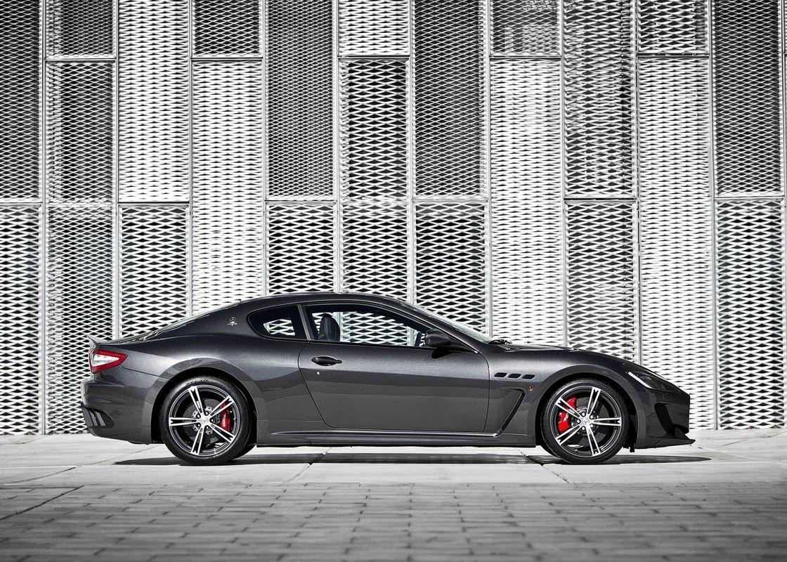 Новый монстр от Maserati