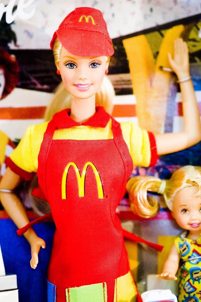 2. Один американец из восьми когда-либо был трудоустроен в сети McDonald's. (Thomas Hawk/CC BY-NC 2.