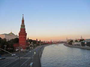 Москва моя - красавица!