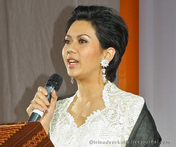 Дни Индонезии в Москве 15-17 ноября 2009.