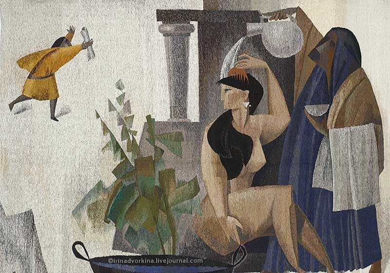 Андрей Мадекин. Выставка. 22.11.2009